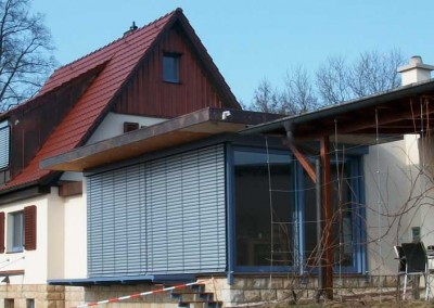 Erweiterung Wohnhaus Wehlen
